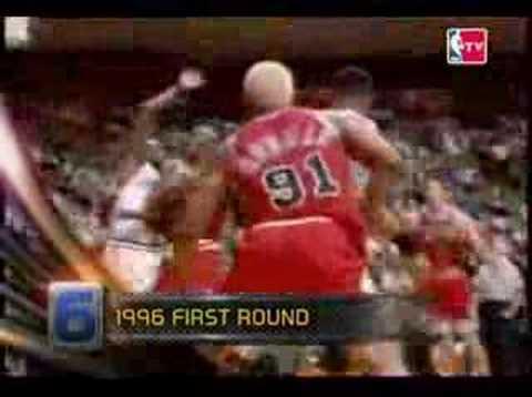 Bulls 90s Dynasty Top Ten Moments