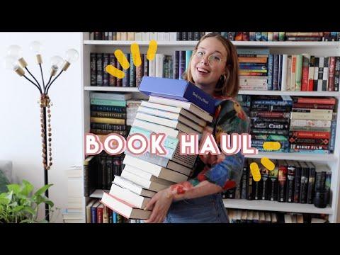 HUGE Book Haul!! (booktube made me buy it.. again)