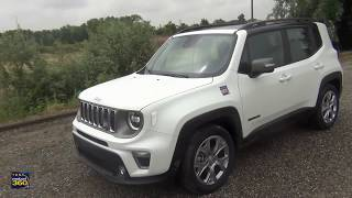 Jeep Renegade model year 2019 | testMotori360.it
