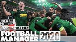 SECHS SPIELE in EINEM MONAT! Football Manager 2020 | ONLINE KARRIERE