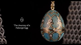 The Journey Of A Fabergé Egg