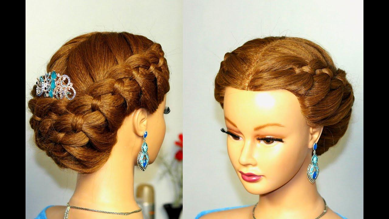 плетения на длинные волосы фото