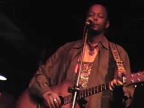 James Terrell at CBGB's