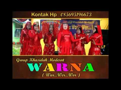 Group Khasidah Modernt - WARNA ( War...Wer...Wor ) - MAGHADIR