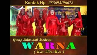 Gambar cover Group Khasidah Modernt - WARNA ( War...Wer...Wor ) - MAGHADIR