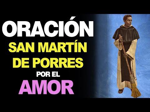 🙏 Oración a San Martin de Porres POR EL AMOR ❤️ Te Sorprenderá