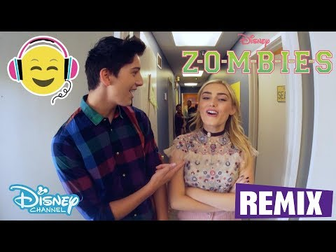 Z-O-M-B-I-E-S  Someday REMIX ft Addison and Zedd 🎤  Disney Channel UK