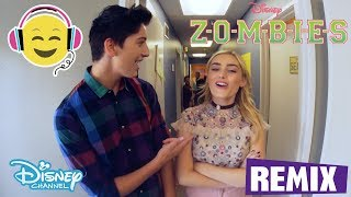 Z-O-M-B-I-E-S | Someday REMIX ft. Addison and Zedd 🎤 | Disney Channel UK