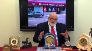 Richard Engels Jewelers Antique Clock Buyers Sellers Dealers (grand Rapids, Mi) Ansonia