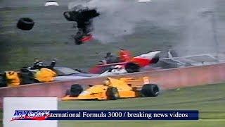 [Reediting]  Allan McNish Big Crash 1990 International F3000