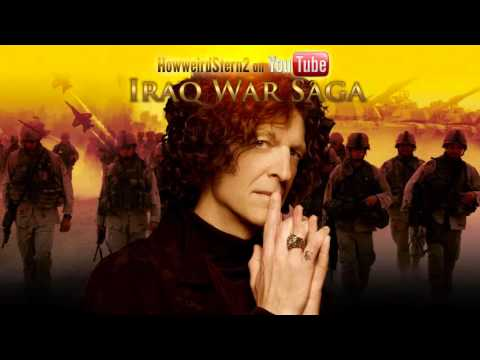 Howard Stern Iraq War Saga (Part 1)