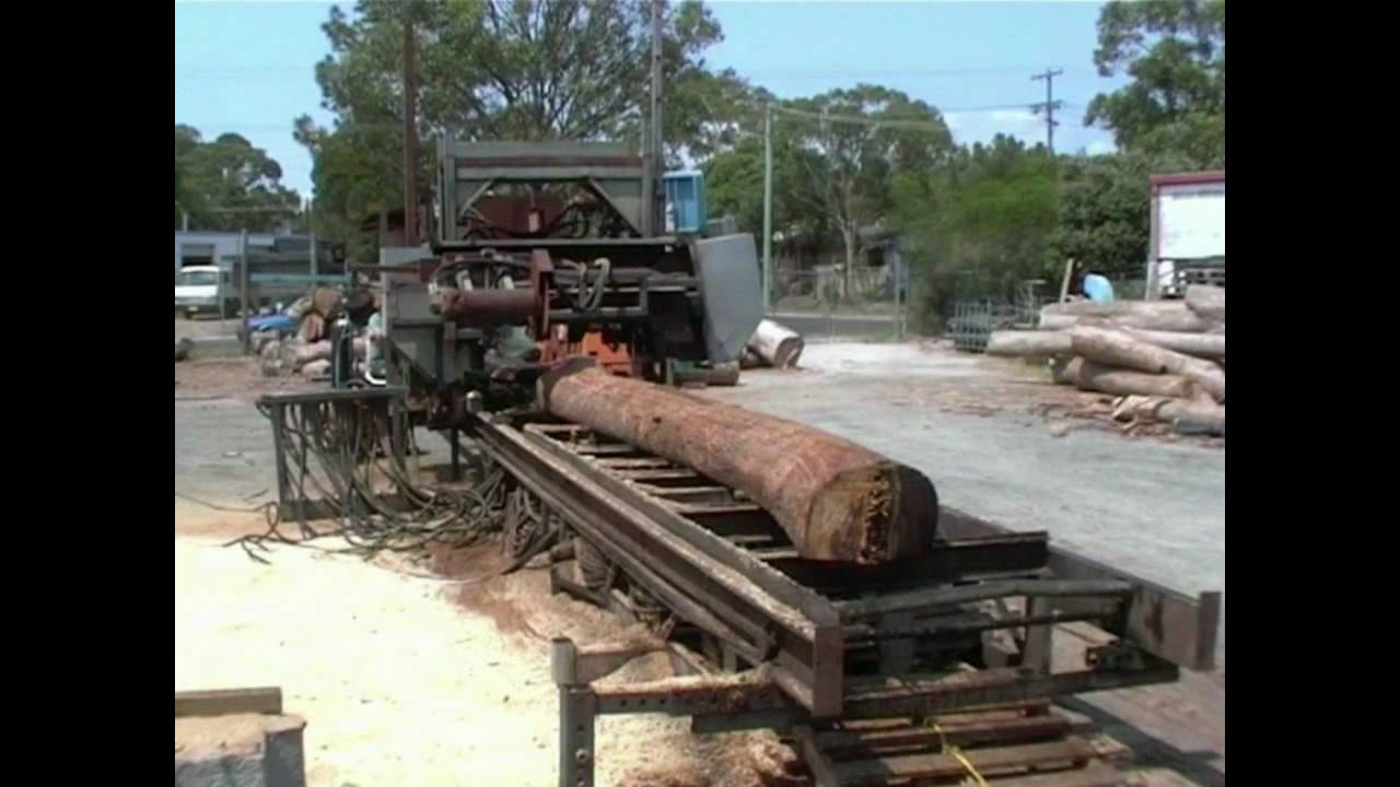 Saw Mill For Sale >> Band Sawmill For Sale Mobile Diesel Hydraulic Sawmill 1 Youtube