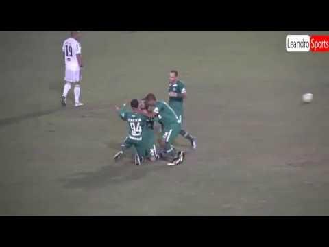 Gols, Ponte Preta 2 x 1 Chapecoense   Brasileirão Série A 11 06 2016
