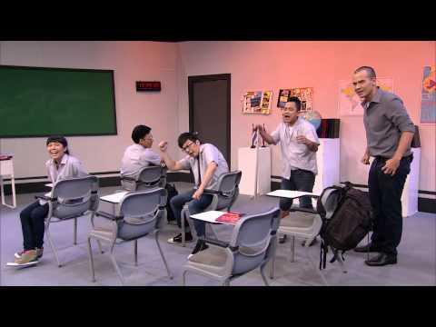 คริส ดีลิเวอรี่ : Speak out 1 - ตั้ม เดอะสตาร์ 9 Vocational Students [16 ส.ค. 57] (2/3) Full HD