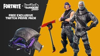 (New* FORTNTE TWITCH prime skin coming soon) FORTNITE Live Roadt to 1k subscribers