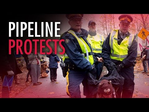Ezra Levant: NDP poll shows activists will violently protest pipeline