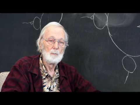 The Heidelberg Laureate Forum Foundation presents the HLF Portraits: John Milnor