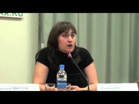 Татьяна Сергейчук директор Тюменского музея изобразительных искусств