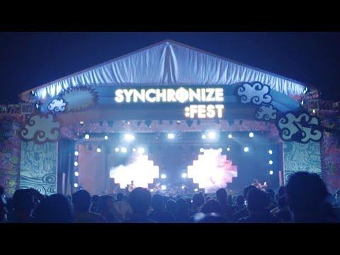 SYNCHRONIZE FEST 2017 AFTERMOVIE SDE | Same Day Edit
