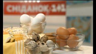 видео Які вітаміни містяться в перепелиних яйцях?