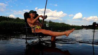 Что осталось ЗА КАДРОМ Рыбалка в Беларуси 252