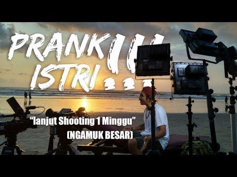 PRANK ISTRI ( NGAMUK BESAR )  TAKUUTTTTT!!!!