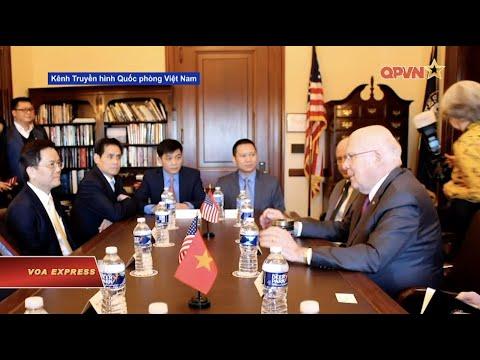 Truyền Hình VOA 14/12/19: Đối Thoại Quốc Phòng Mỹ-Việt 2019 Thúc đẩy An Ninh Hàng Hải
