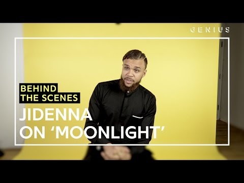 "Jidenna Reacts To ""Classic Man"" Appearing In 'Moonlight' 