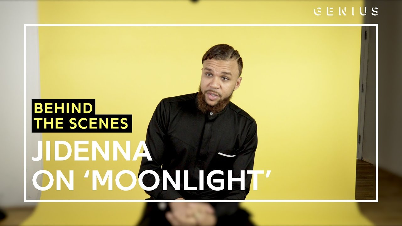 Jidenna Reacts To Classic Man Appearing In Moonlight Behind The Scenes Youtube