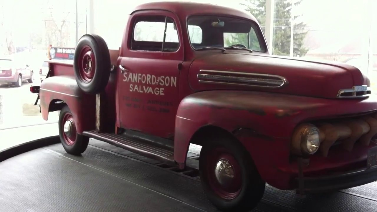 Truck Son And Sanford Pickup