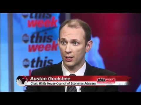 Austan Goolsbee on the Economy