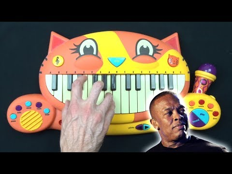 HOW TO PLAY STILL DRE ON A CAT PIANO