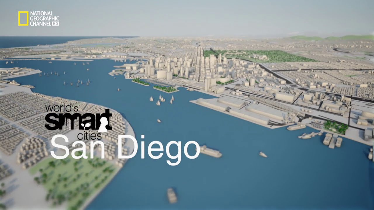 National Geographic Channel's Smart Cities: San Diego