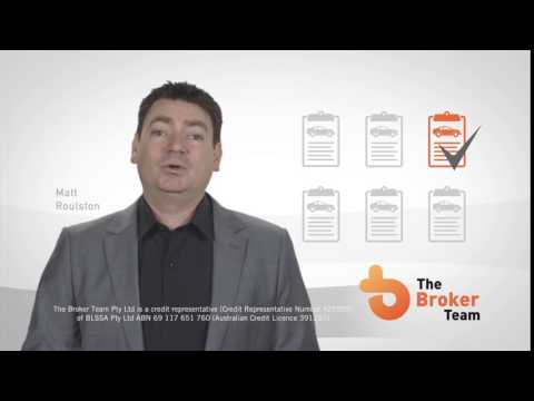 The Broker Team Car Loan Quote