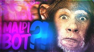 CHIMBOT MA OKRES?! | CO ZA GŁUPIA MAŁPA! :O | MAŁPI BOT! | CHIMBOT, EVIEBOT & BOIBOT #4 | ABRA
