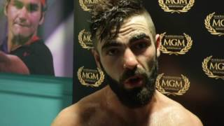 JONO CARROLL - 'IM LOOKING AT LOMACHENKO NOT DECLAN GERAGHTY ILL BEAT LOMACHENKO AT HIS OWN STYLE'
