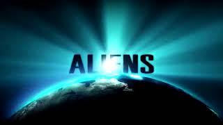 Space Alien Intro