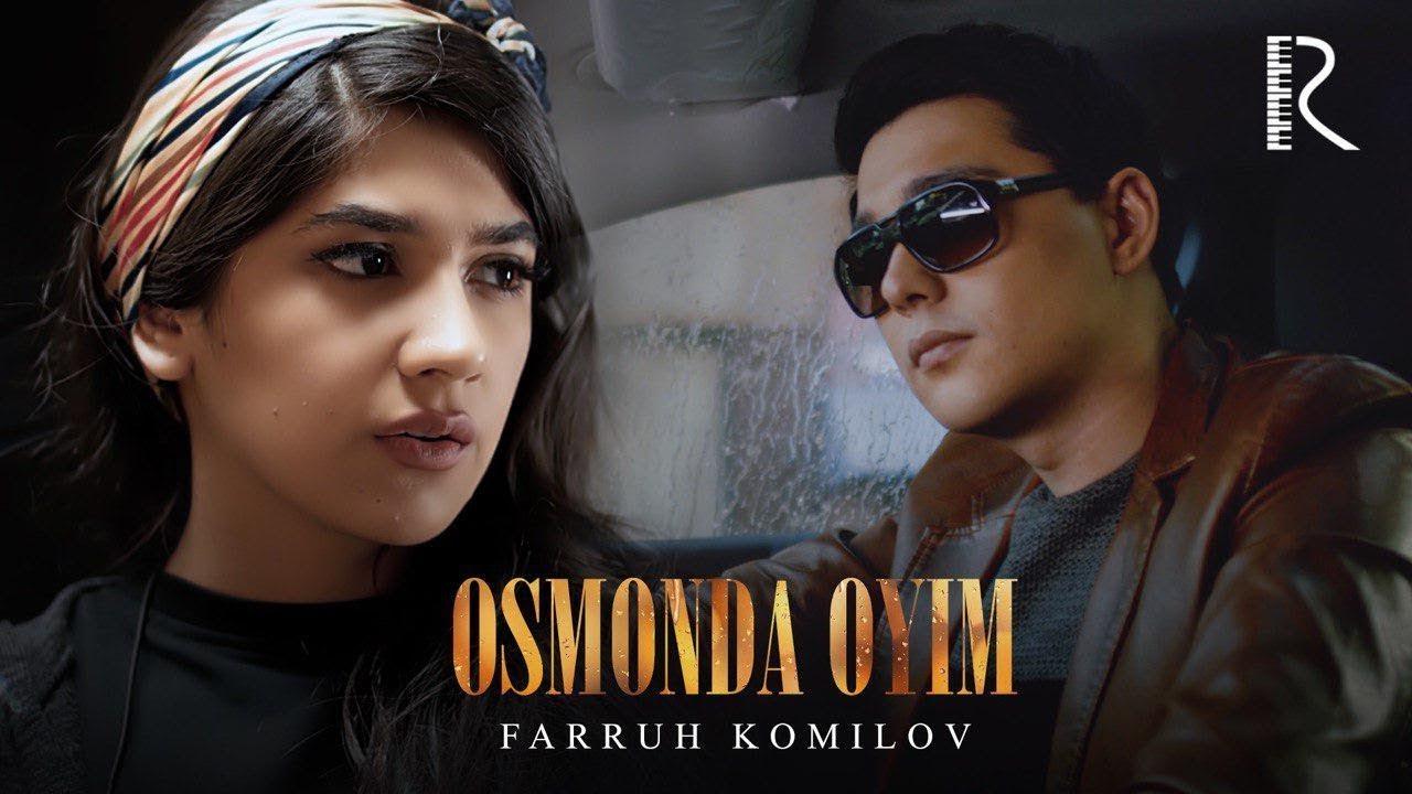 Farruh Komilov - Osmonda oyim | Фаррух Комилов - Осмонда ойим #UydaQoling