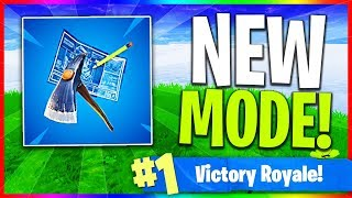 """🔴 NEW """"Playground Mode"""" Coming Soon! (Fortnite: Battle Royale LIVE Gameplay)"""