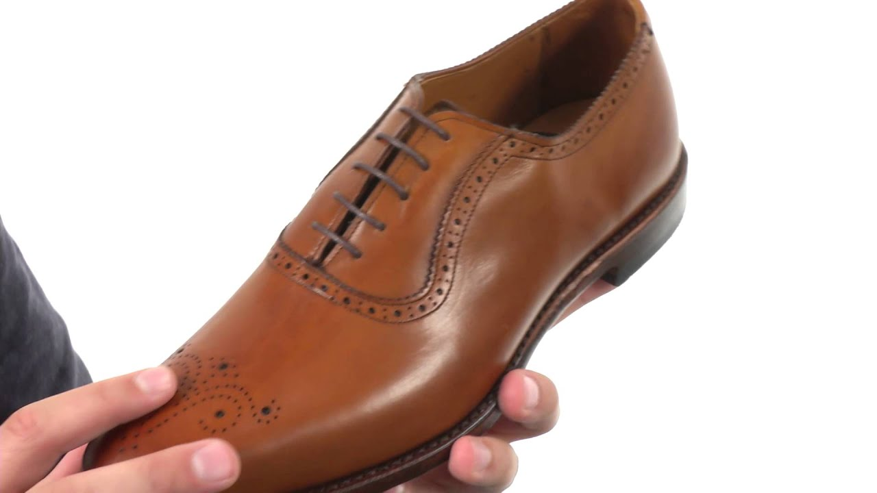 12c0c6f8d368 Allen-Edmonds Cornwallis SKU:8587499 - YouTube