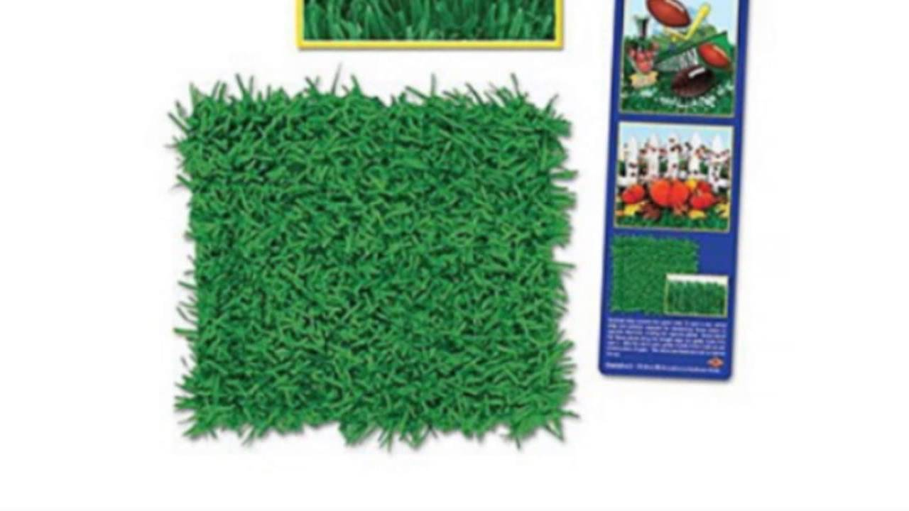 Pkgd Tissue Grass Mats Toy Youtube