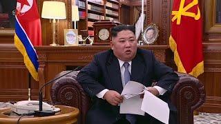"""Kim Jong-un: """"Weg des Friedens und des Wohlstandes"""""""