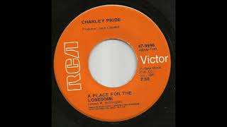 Watch Charley Pride Place For The Lonesome video