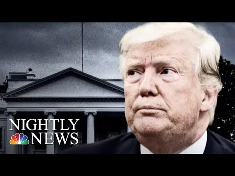 House Intelligence Committee To Vote This Week On Impeachment Report On Ukraine | NBC Nightly News