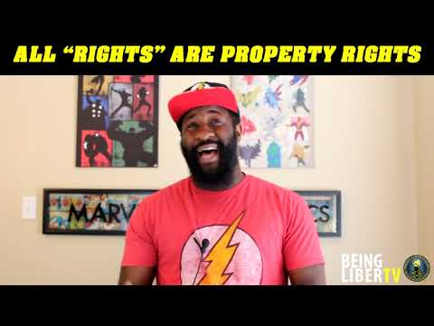 All Rights are Property Rights