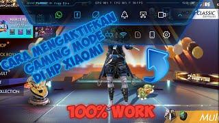Download Cara Mengaktifkan Gaming Mode di HP Xiaomi ! ! !
