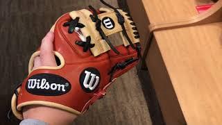 Scheels ALWAYS Has Nice Baseball Gloves..