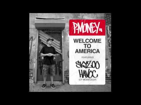 Клип P-Money - Welcome To America