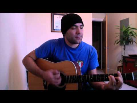 Cookie Jar by Jack Johnson (acoustic cover)