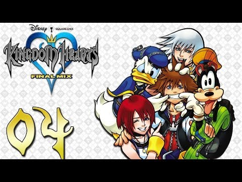 Kingdom Hearts Final Mix Let's Play - Ep 4 : Alice innocente !